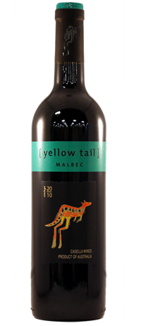 Yellow Tail Malbec